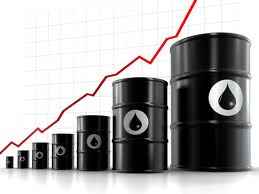 oil prices higher