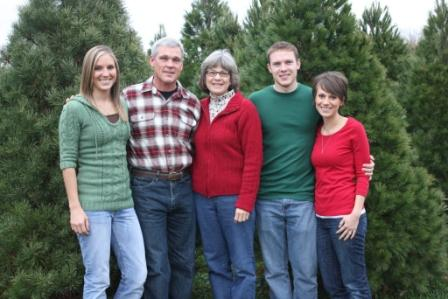 The Dull Family - Boone County Farm Honored As Best Christmas Tree Farm In Indiana