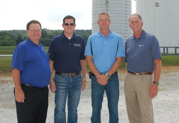 Biodiesel  tour-Indiana stop