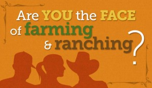faces of farmers banner