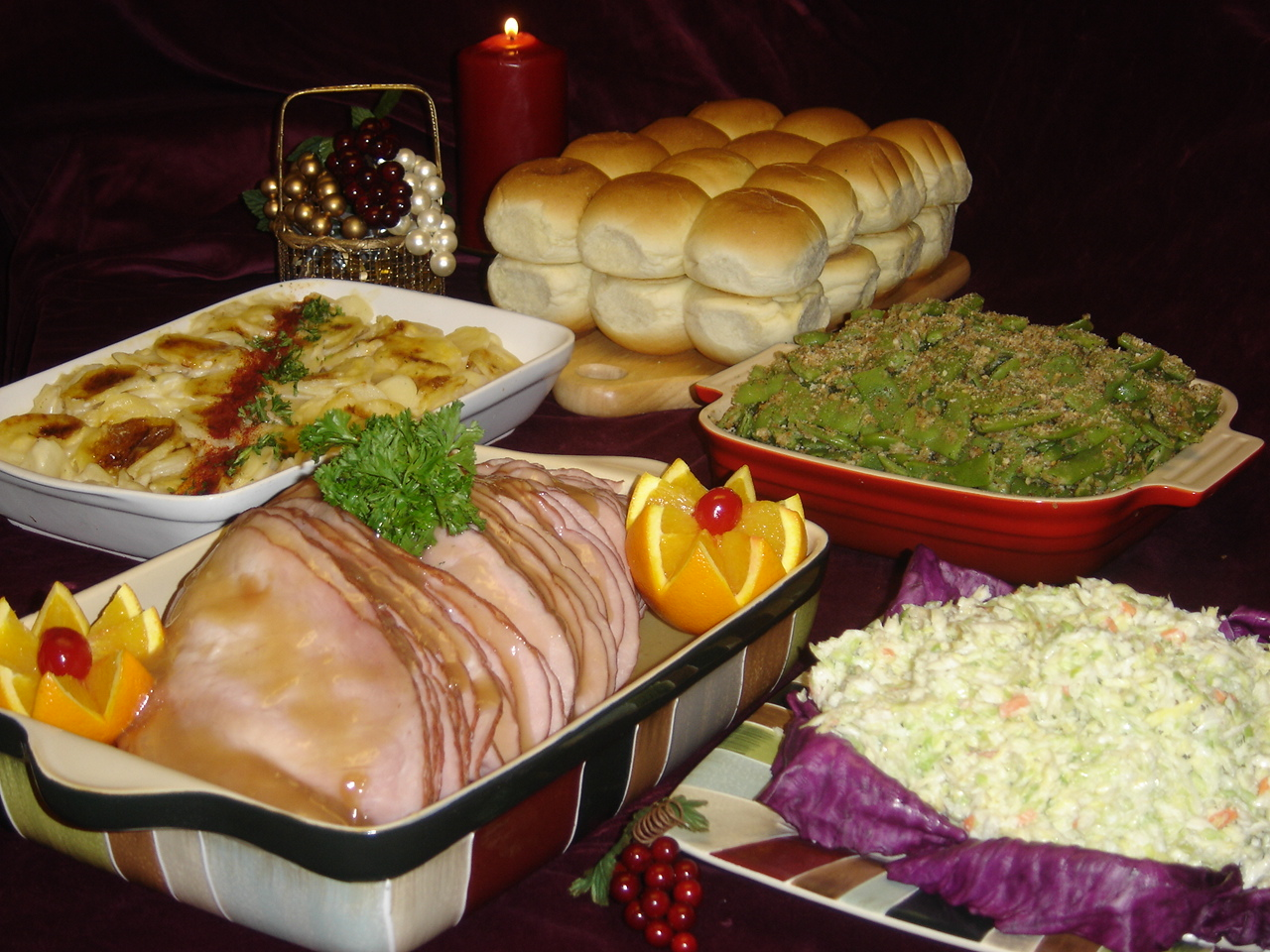 Hoosiers Go For Ham and Corn this Easter - Hoosier Ag Today